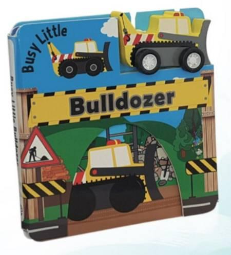 Den lille travle bulldozer