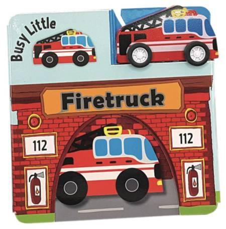 Den lille travle brandbil