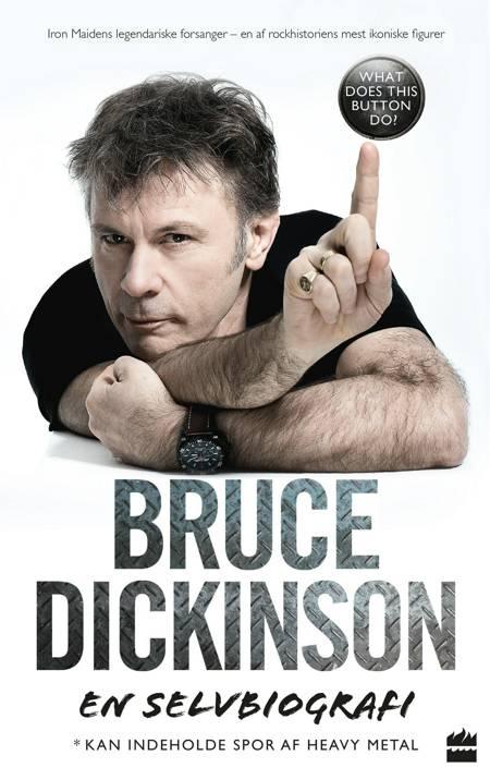 En selvbiografi af Bruce Dickinson