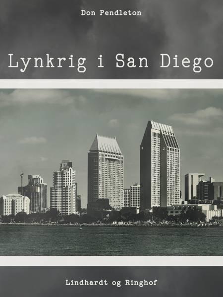 Lynkrig i San Diego af Don Pendleton