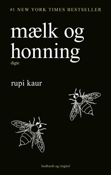 Mælk og honning af Rupi Kaur