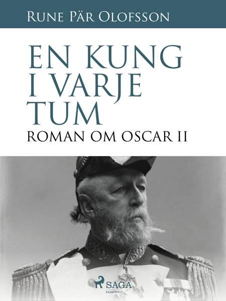 En kung i varje tum : roman om Oscar II af Rune Pär Olofsson