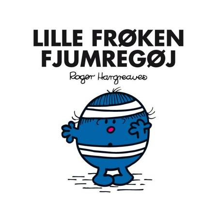 Lille Frøken Fjumregøj af Roger Hargreaves