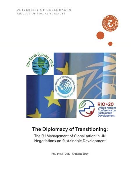 The Diplomacy of Transitioning: af Christine Søby