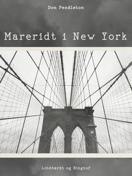Mareridt i New York af Don Pendleton