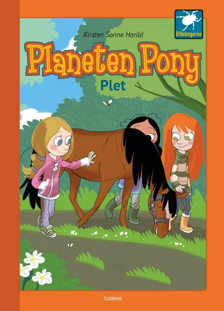 Planeten Pony - Plet af Kirsten Sonne Harild