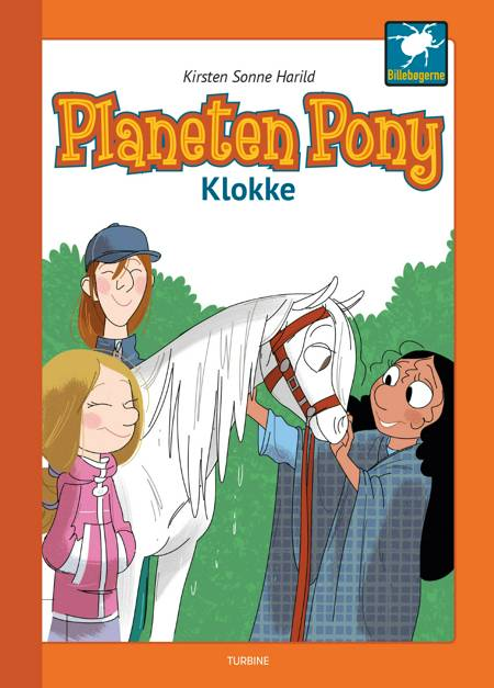 Planeten Pony - Klokke af Kirsten Sonne Harild