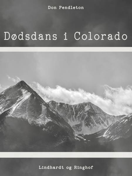 Dødsdans i Colorado af Don Pendleton