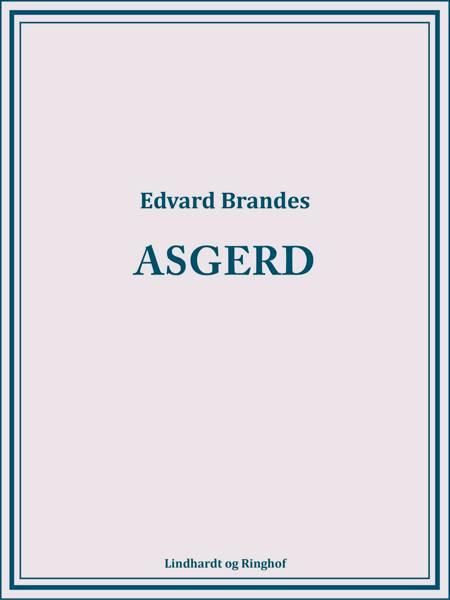 Asgerd af Edvard Brandes