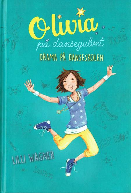 Drama på danseskolen af Lilli Wagner