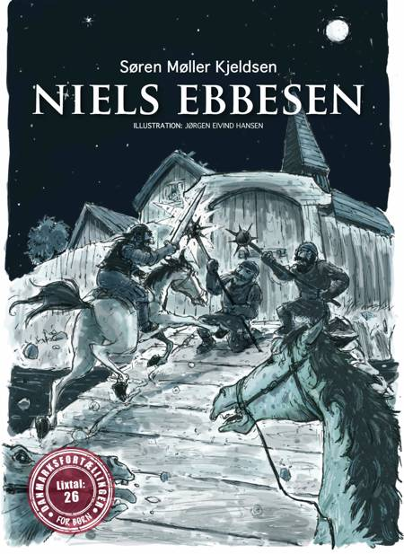 Niels Ebbesen af Søren Møller Kjeldsen