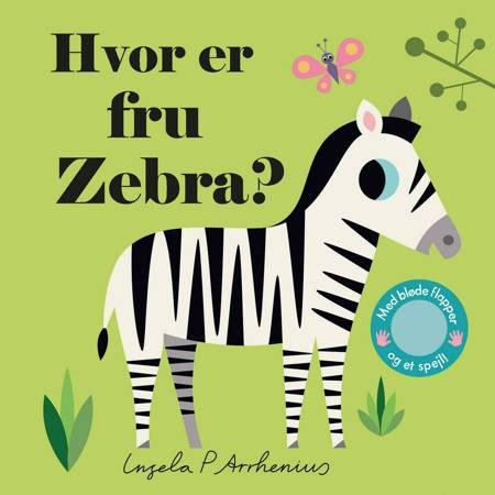 Hvor er fru Zebra?