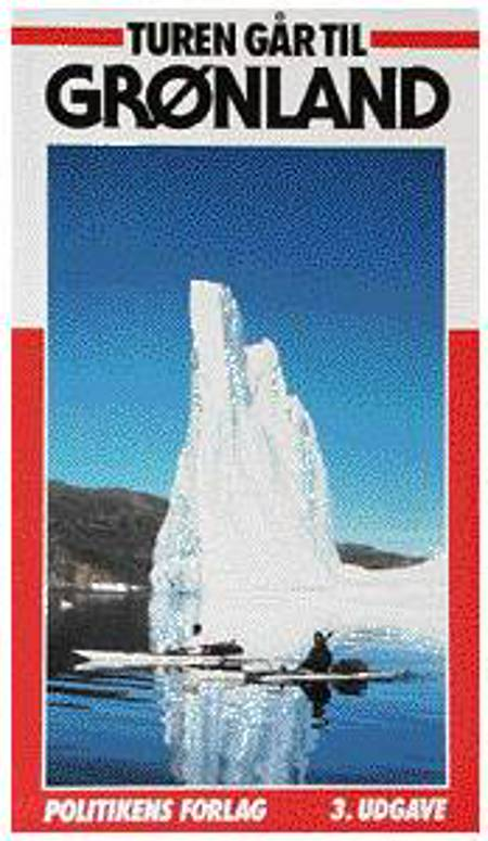 Turen går til Grønland af Lone Madsen