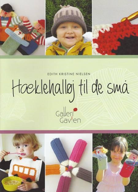 Hæklehalløj til de små af Edith Kristine Nielsen