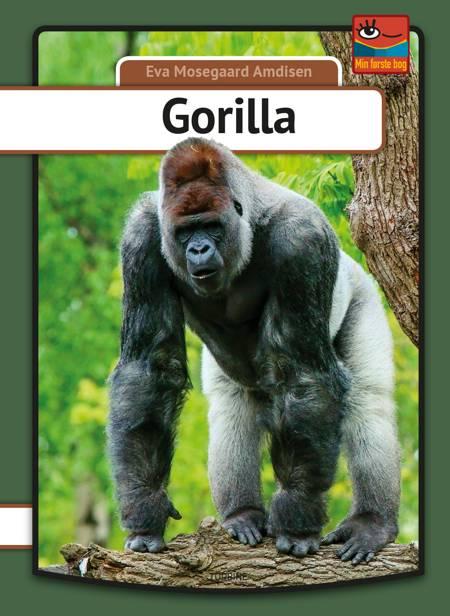 Gorilla af Eva Mosegaard Amdisen