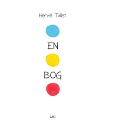 En bog af Hervé Tullet