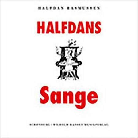 Halfdans sange af Halfdan Rasmussen