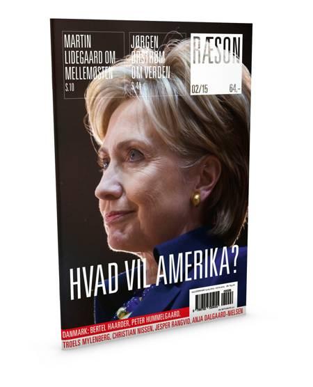 Hvad vil Amerika? af Clement Behrendt Kjersgaard og Sarah Borger