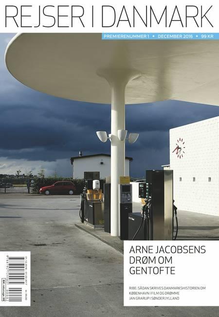 Rejser i Danmark af Jan Grarup, Mette Walsted og Stine Lyndgaard m.fl.