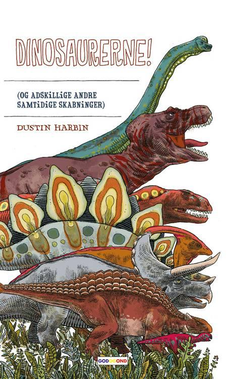 Dinosaurerne! af Dustin Harbin