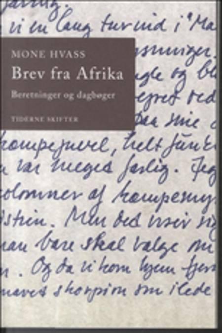 Brev fra Afrika af Mone Hvass