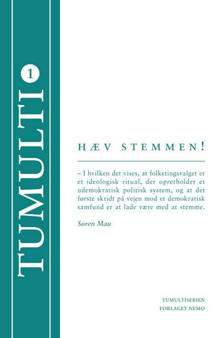 Hæv stemmen! af Søren Mau