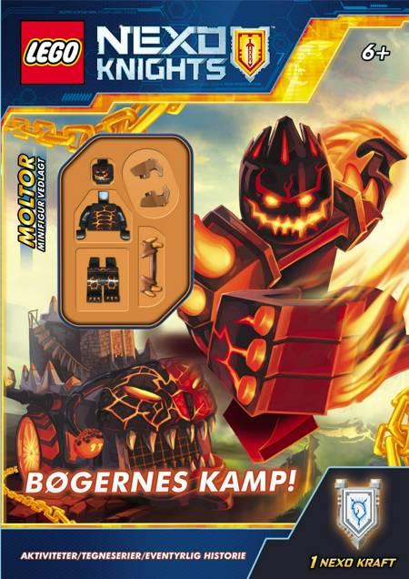 LEGO Nexo Knights - bøgernes kamp!