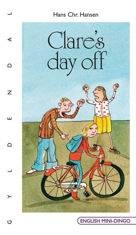 Clare's day off af Hans Chr. Hansen