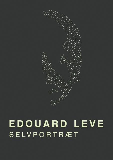 Selvportræt af Édouard Levé