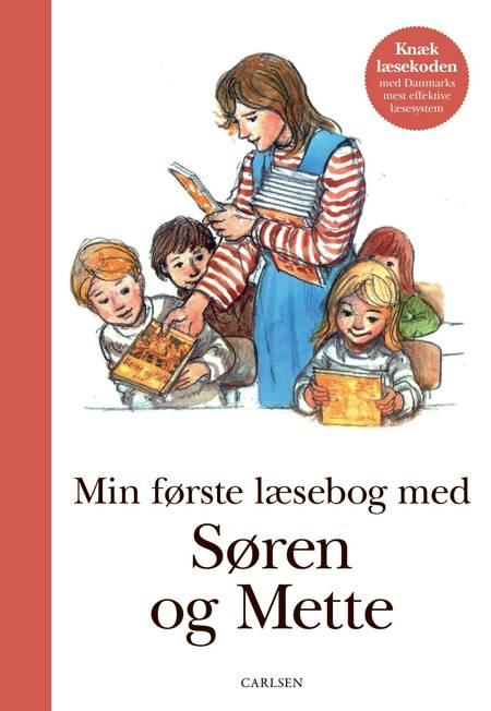 Min første læsebog med Søren og Mette af Ejvind Jensen