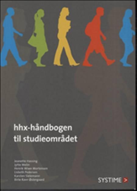 Hhx-håndbogen til studieområdet af Lisbeth Pedersen, Jeanette Hassing og Jytte Melin m.fl.