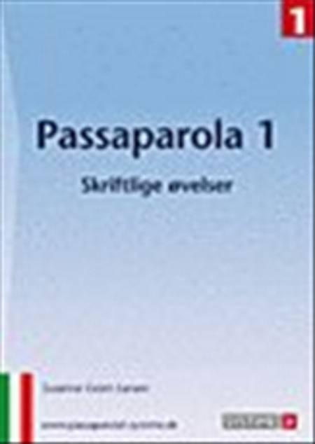 Passaparola 1 af Birgitte Pedersen, Susanne Gram Larsen og Giulia Bellesso
