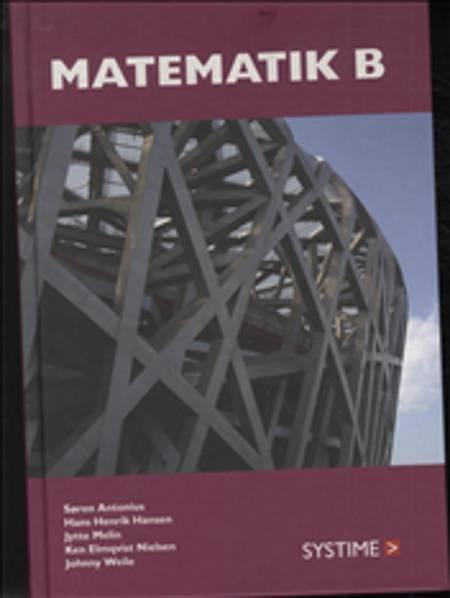 Matematik B af Hans Henrik Hansen, Søren Antonius, Robert Clausen og Hans Henrik Hansen og Søren Antonius m.fl.