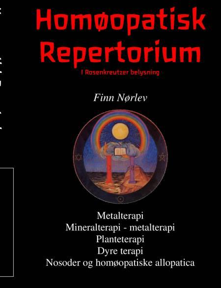 Homøopatisk repertorium i rosenkreutzer belysning af Rudolf Steiner