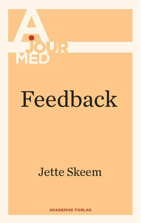Feedback af Jette Skeem