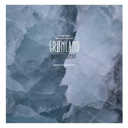 Strik med inspiration fra Grønland af Annette Danielsen
