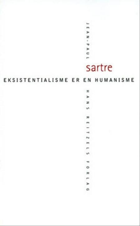 Eksistentialisme er en humanisme af Jean-Paul Sartre