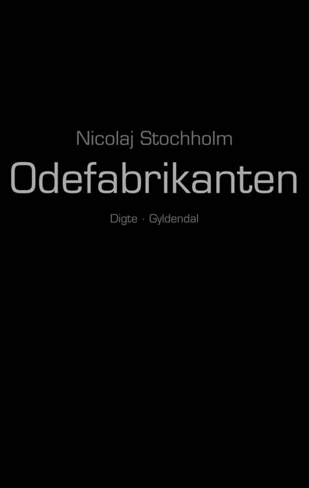 Odefabrikanten af Nicolaj Stochholm