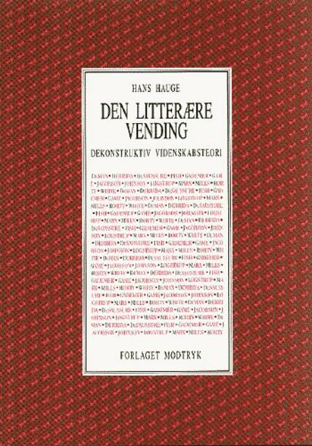 Den litterære vending af Hans Hauge