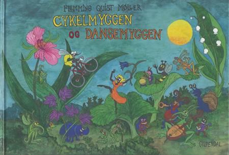 Cykelmyggen og dansemyggen af Flemming Quist Møller