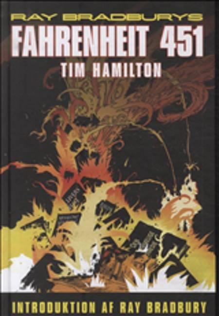 Fahrenheit 451 af Ray Bradbury og Tim Hamilton