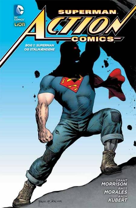 Superman action comics af Grant Morrison