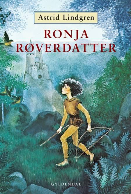 Ronja røverdatter af Astrid Lindgren