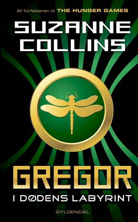 Gregor og dødens labyrint af Suzanne Collins