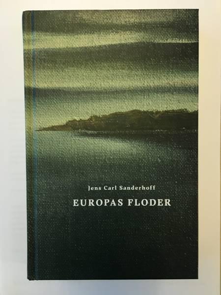 Europas floder af Jens Carl Sanderhoff