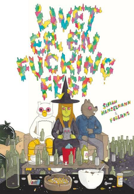 Livet er en Fucking Fest af Simon Hanselmann