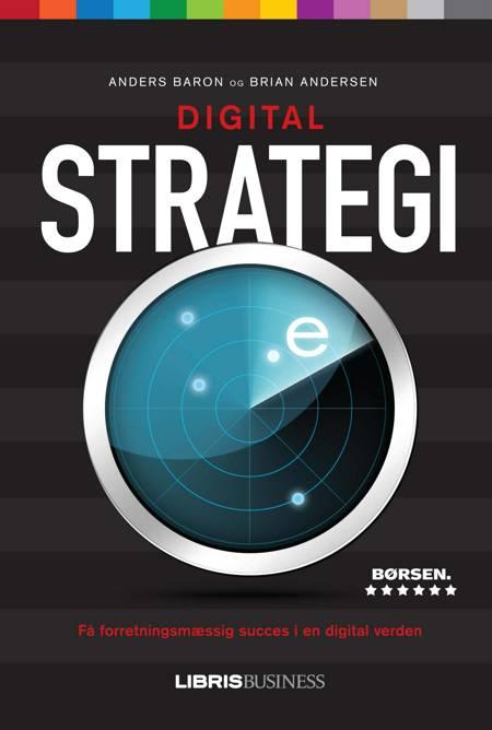Digital strategi af Anders Baron og Brian Andersen