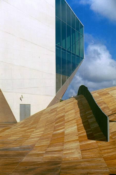 Porto billeder - efter Musikhuset af Jorge Braga