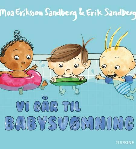 Vi går til babysvømning af Moa Eriksson Sandberg