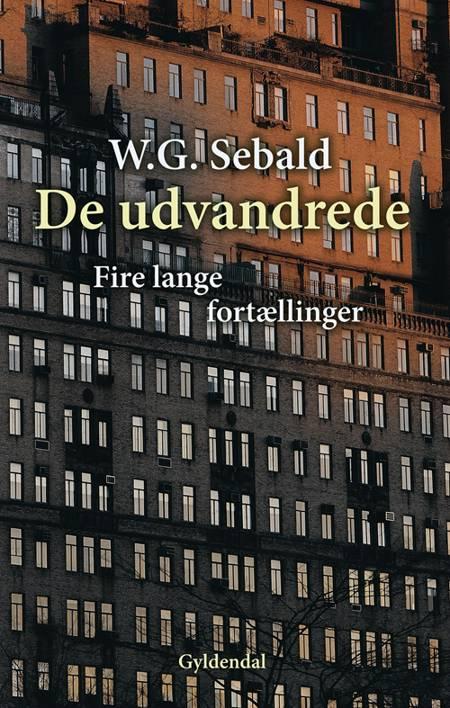 De udvandrede af W. G. Sebald